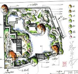 景观设计手绘技法